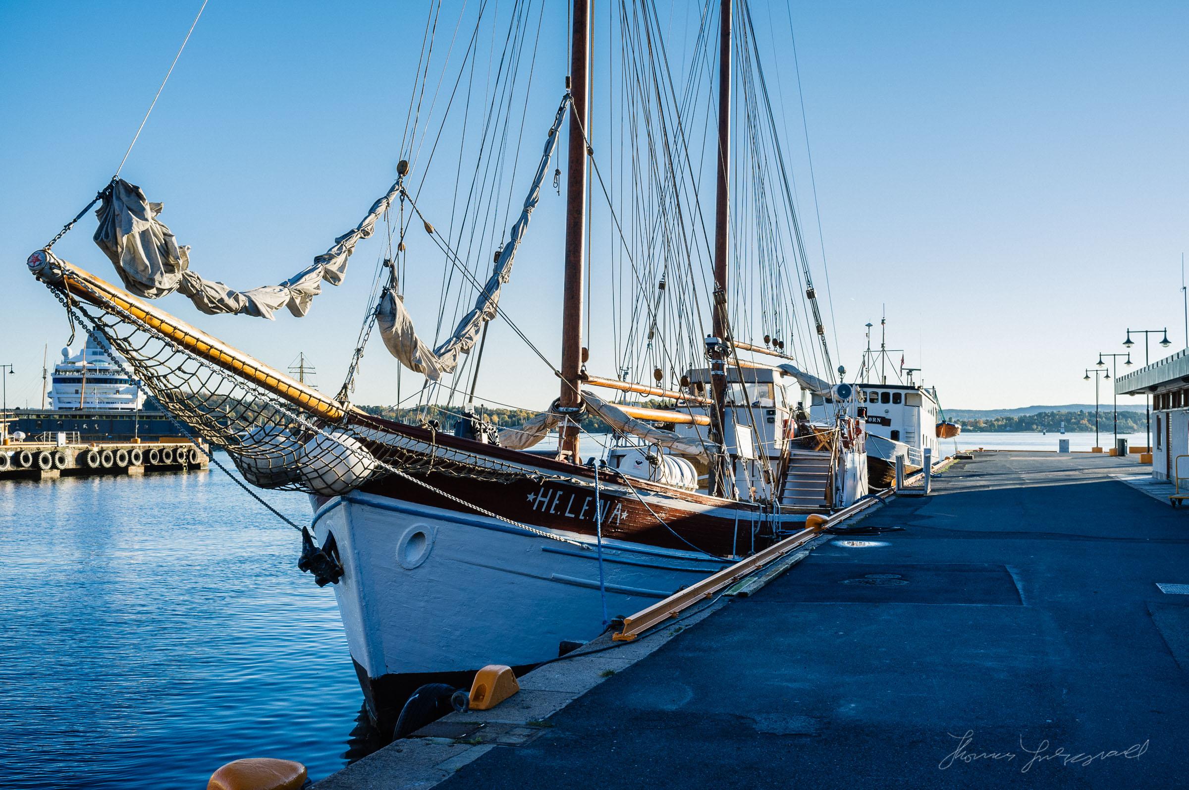 "The ""Helena"" Ship"