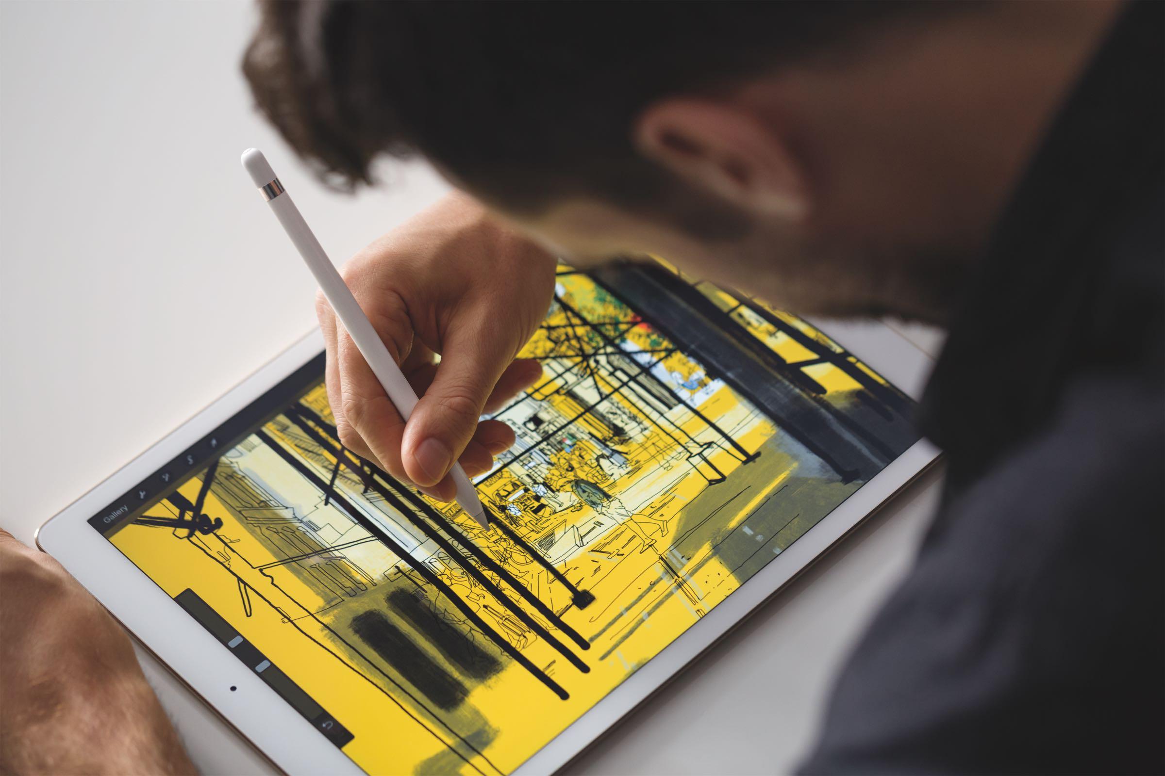 The New iPad Pro - Image Courtesy of Apple