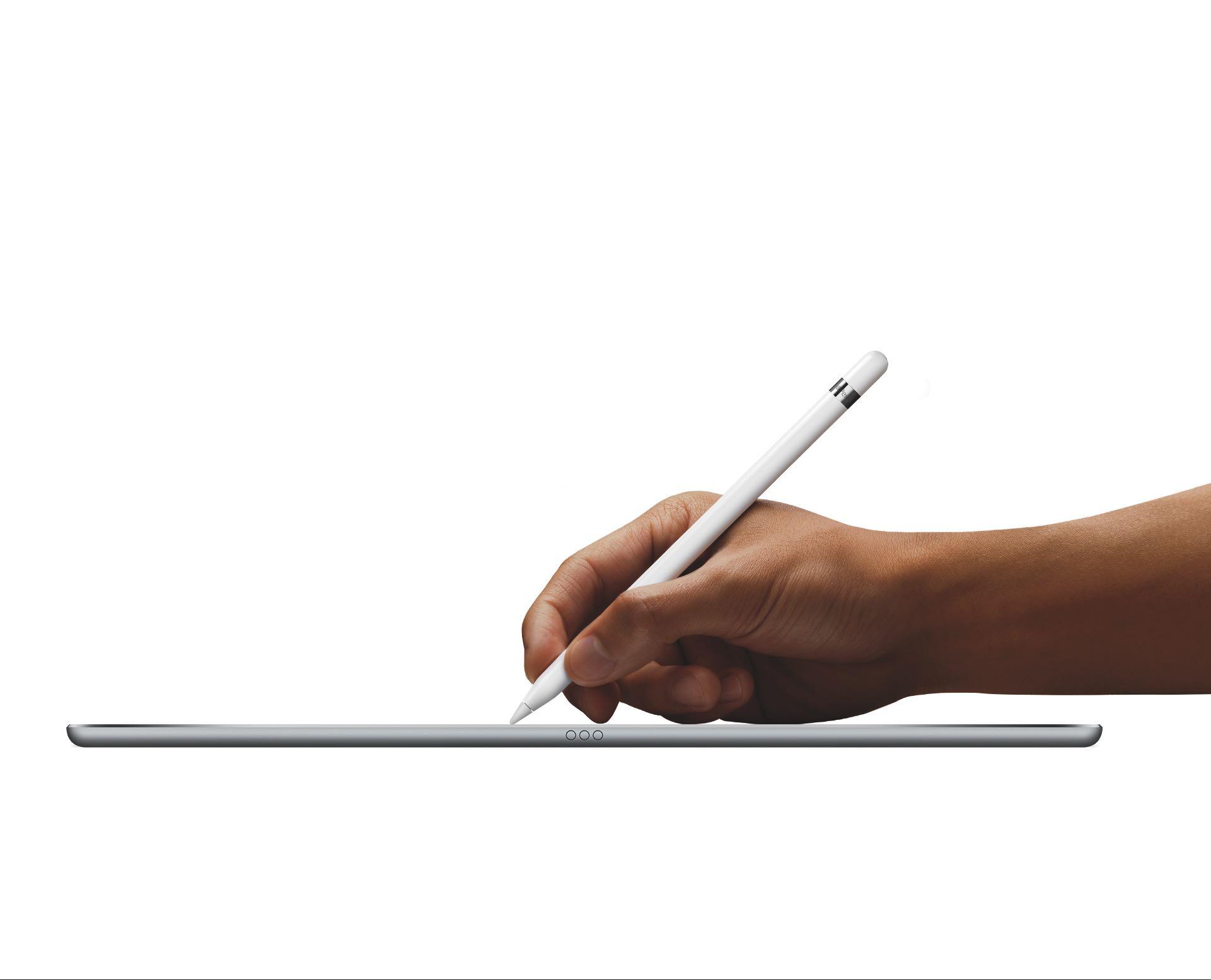 The iPad Pencil - Image Courtesy of Apple