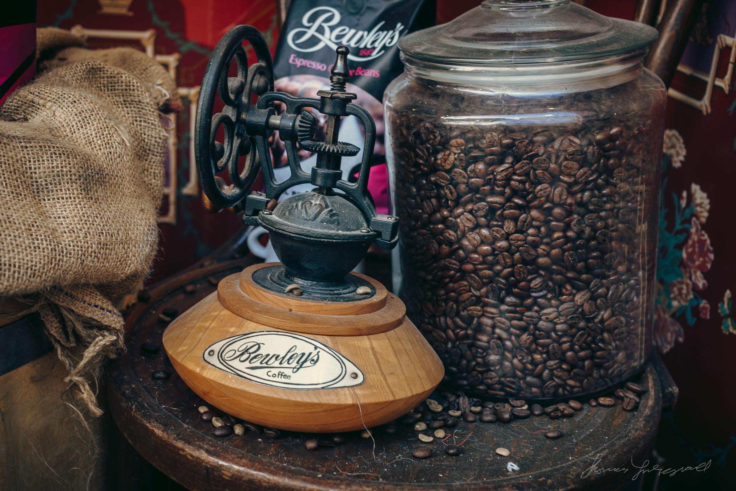 Coffee Tones - Lightroom Presets in Action
