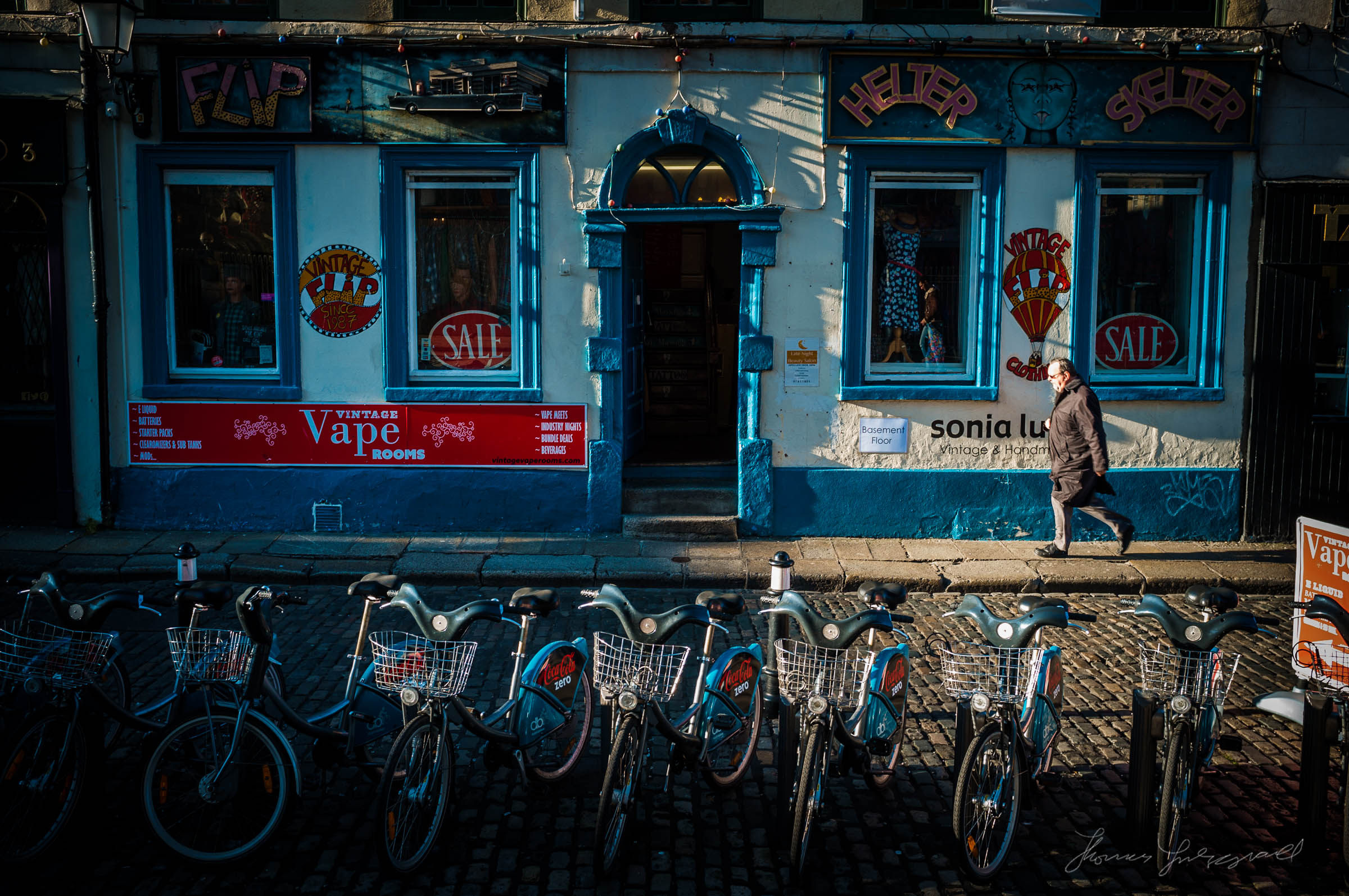 Street Photography Diary by Thomas Fitzgerald Photography