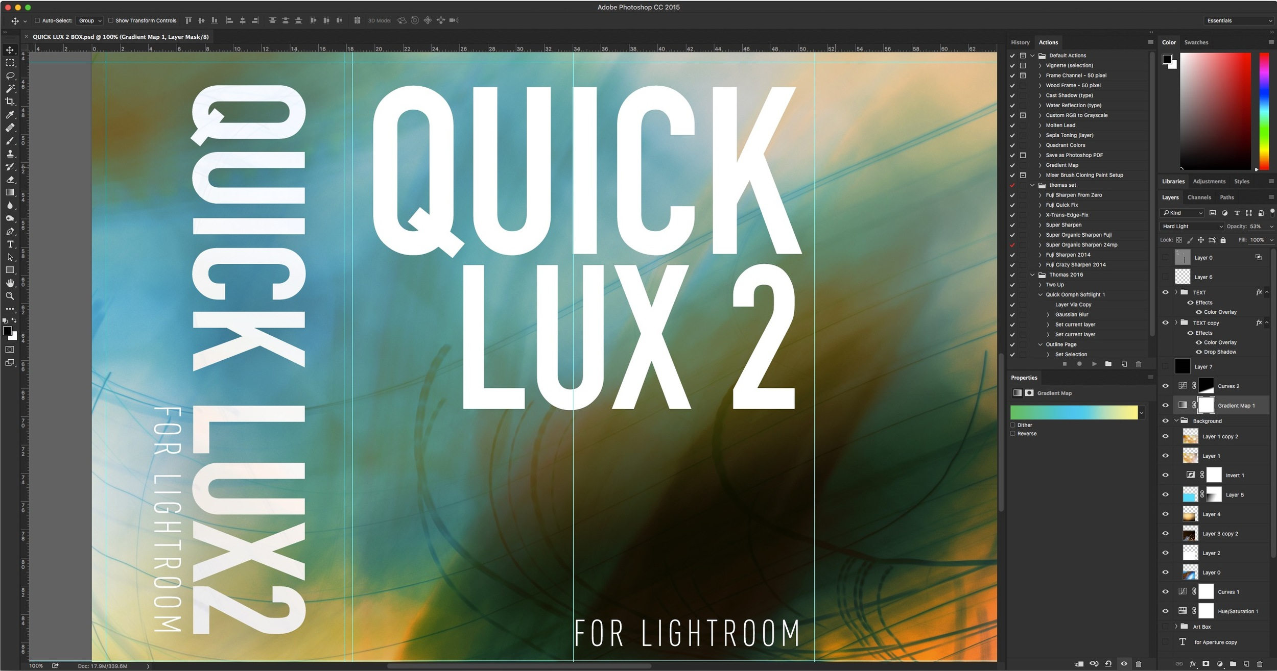 How I make Lightroom Presets