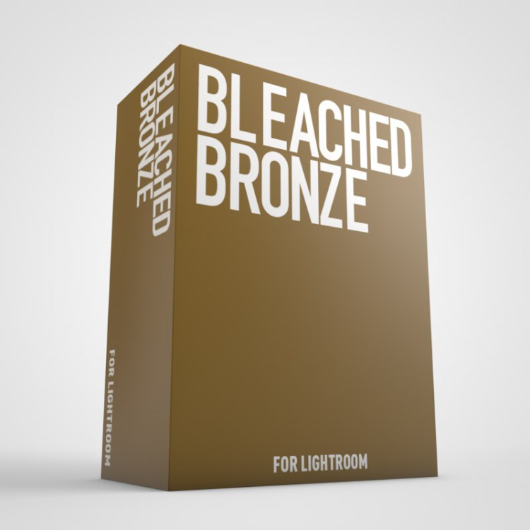 Bleached Bronze for Lightroom
