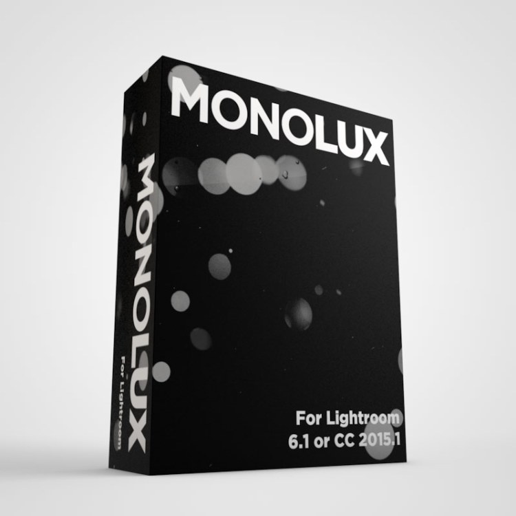 MonoLux for Lightroom