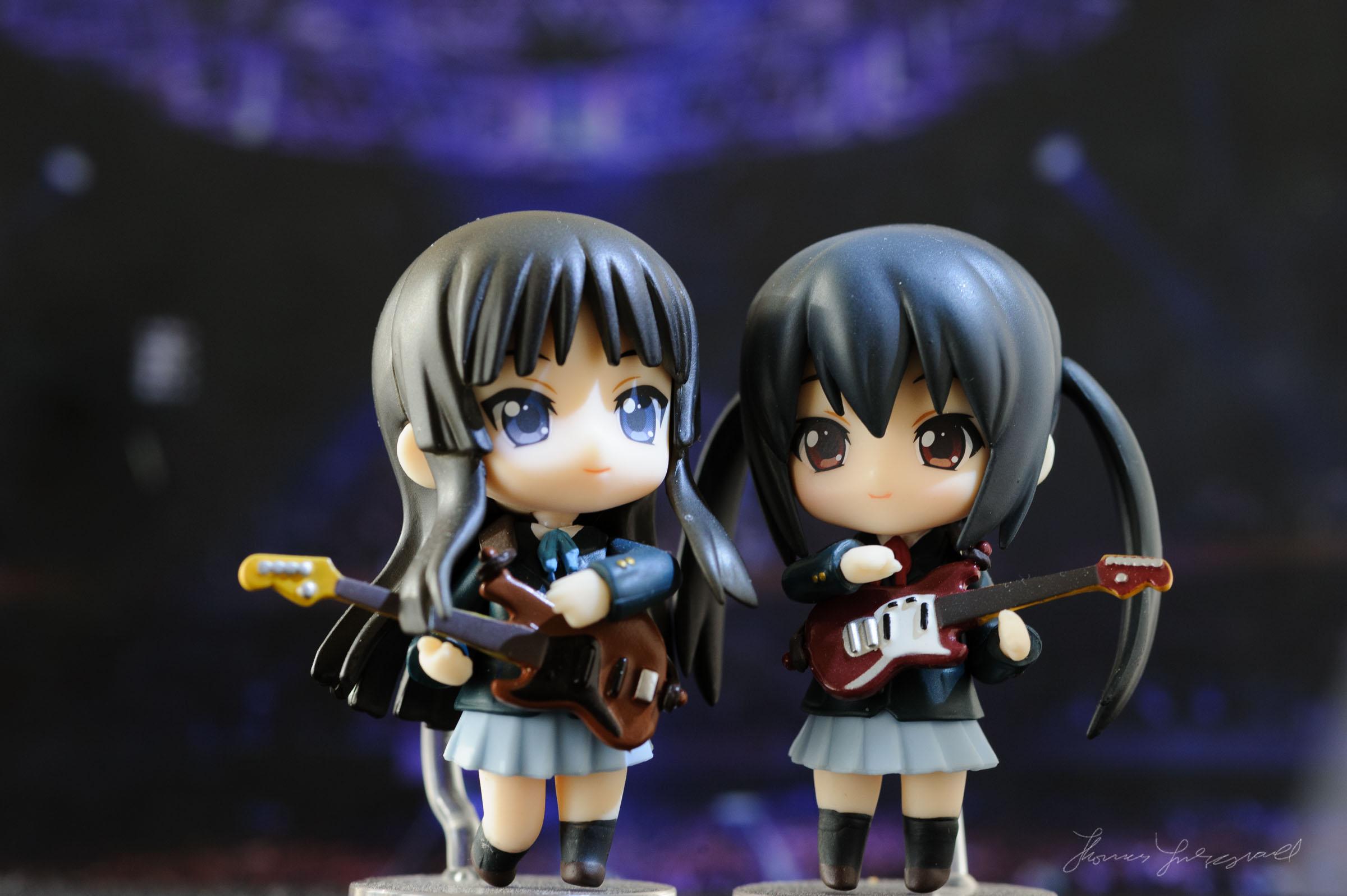 K-On Mio & Aza-Nyan