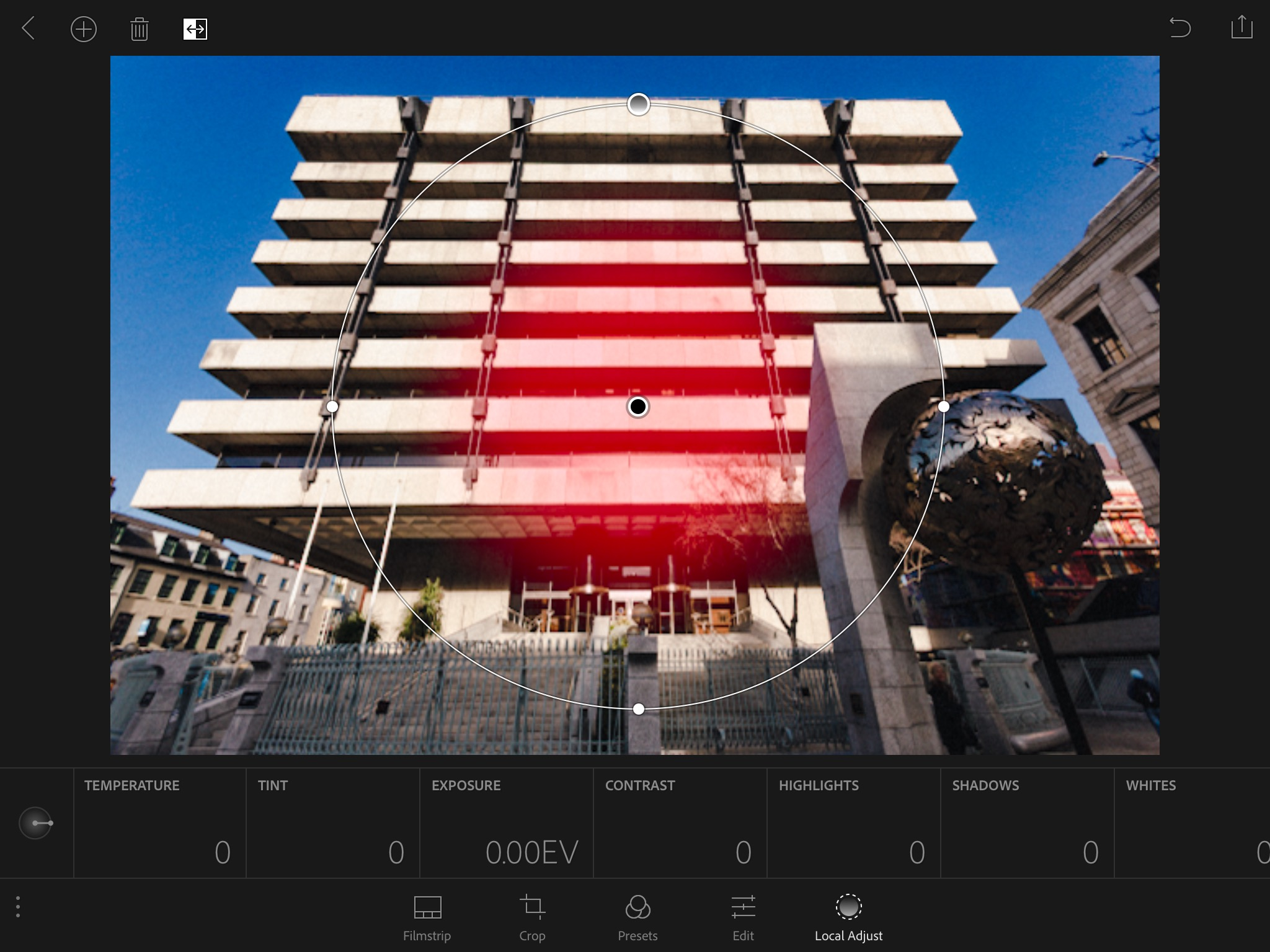 Lightroom Mobile for iOS gets Raw Editing