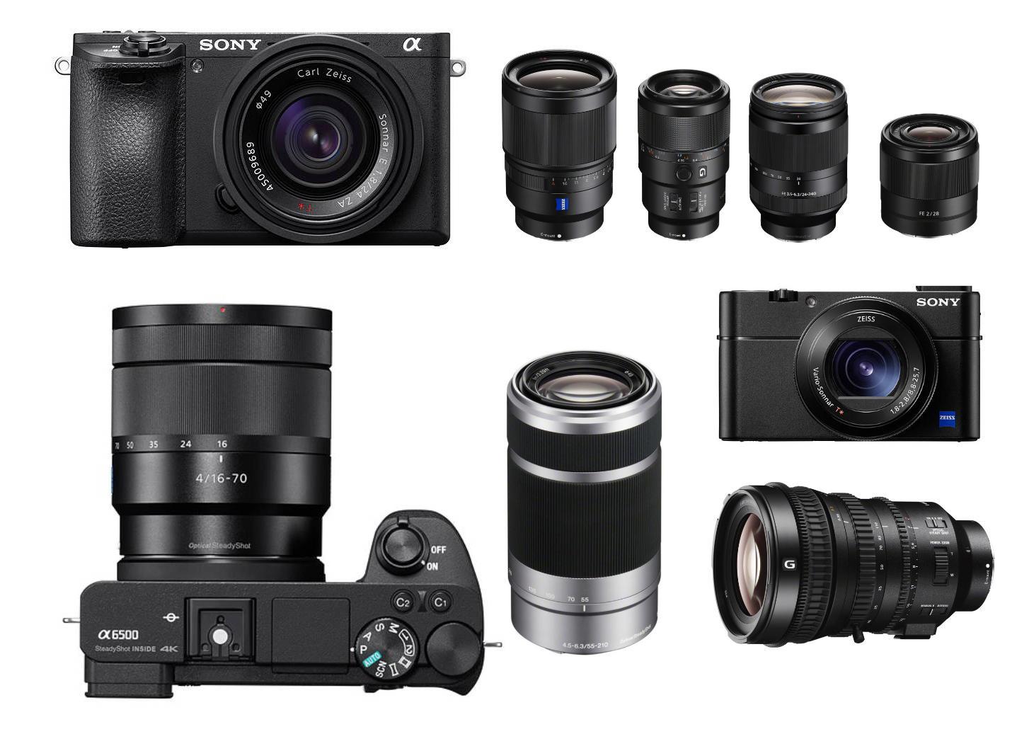 My Sony Camera Wish List