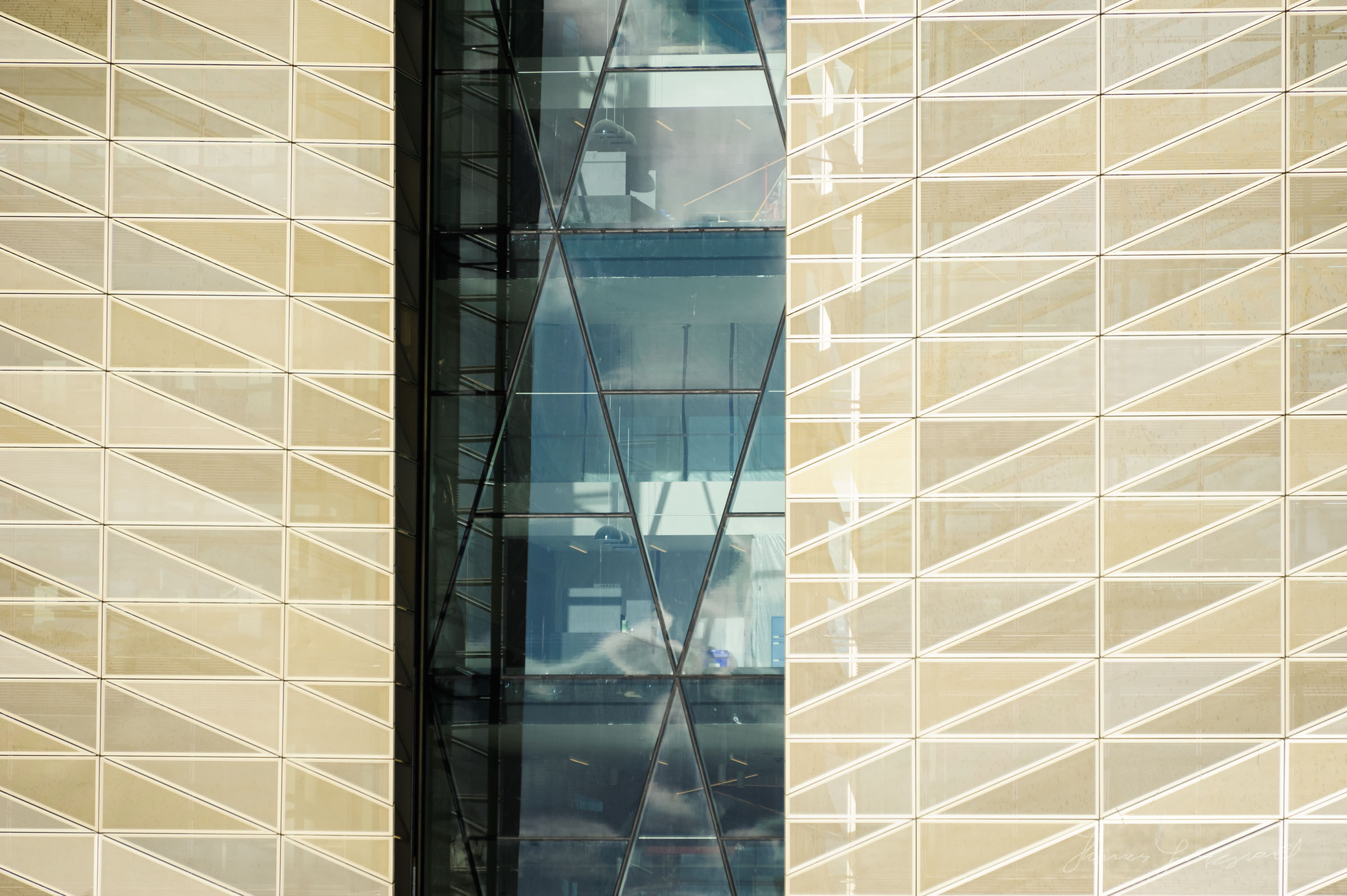 Dublin's New Central Bank Building