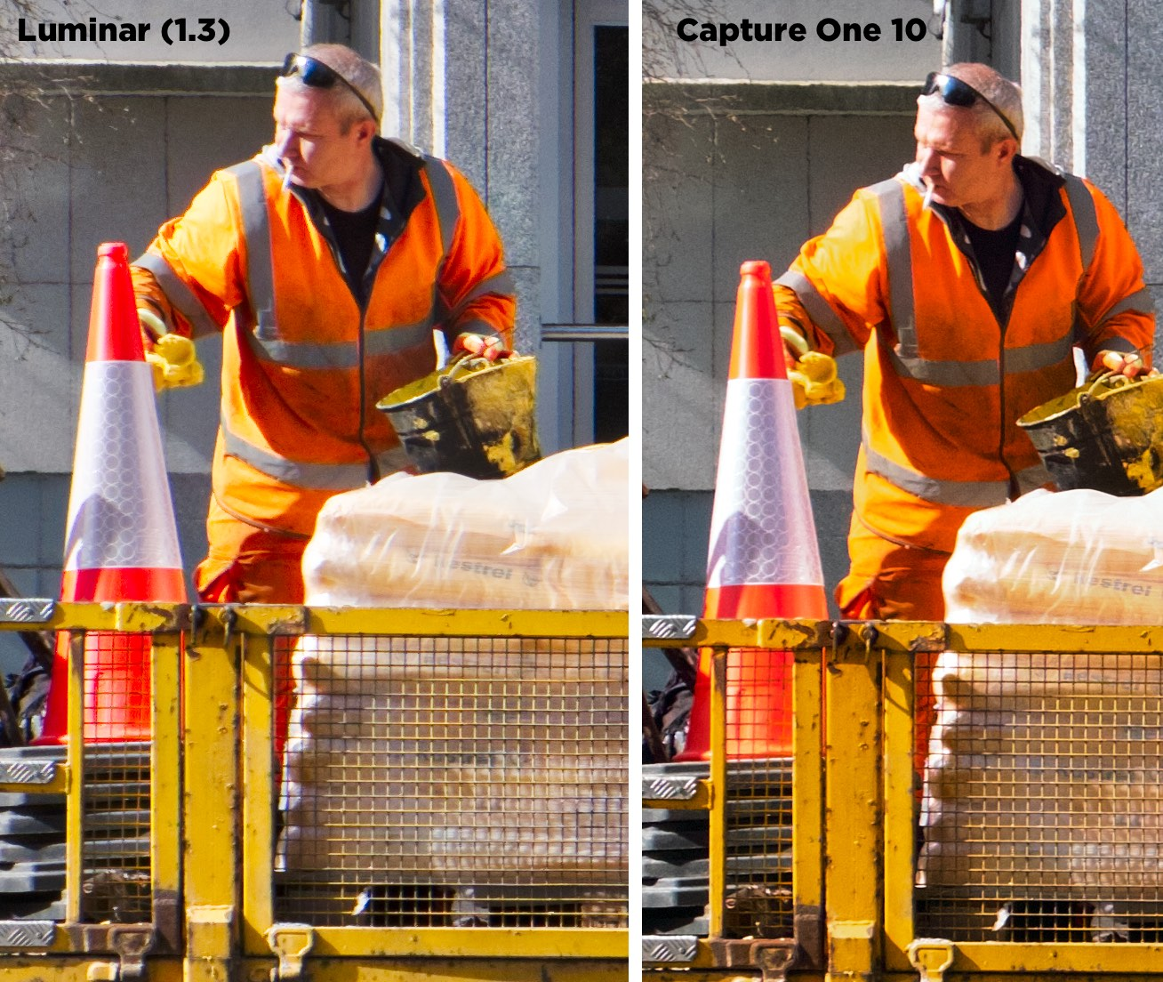 Luminar vs Capture One - Click on the image to see at proper resolution
