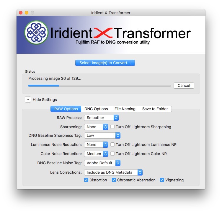X-Transformer-Settinsg-No-Sharpen