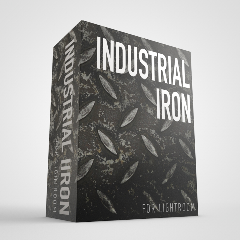 Industrial Iron - For Lightroom
