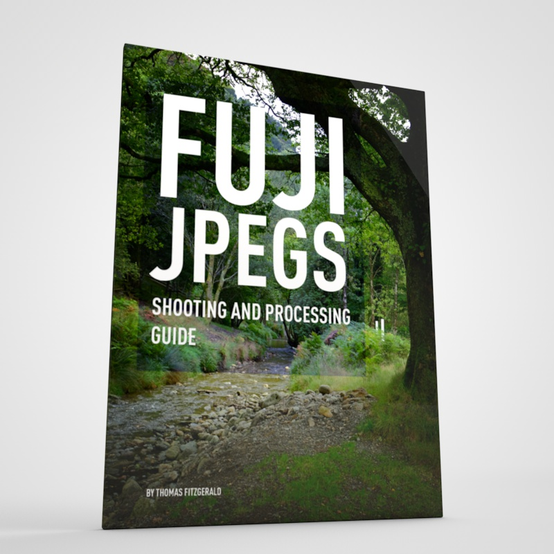 Fuji Jpegs: Shooting and Processing Guide – eBook