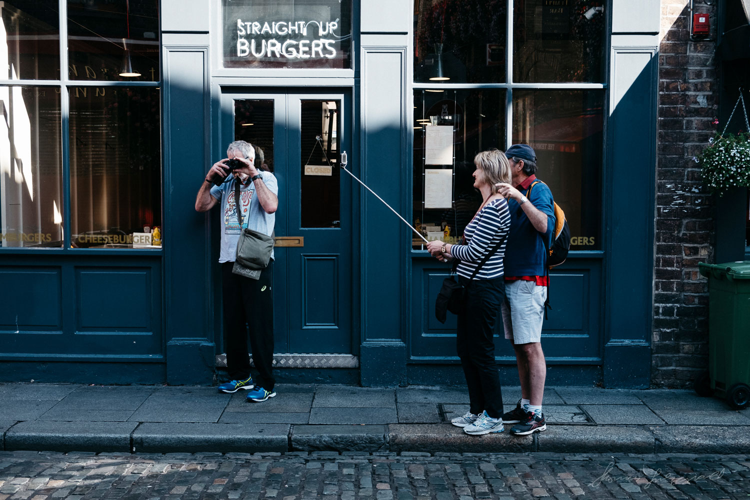 Dublin Street Photography August 2017Two years with the X-Pro 2