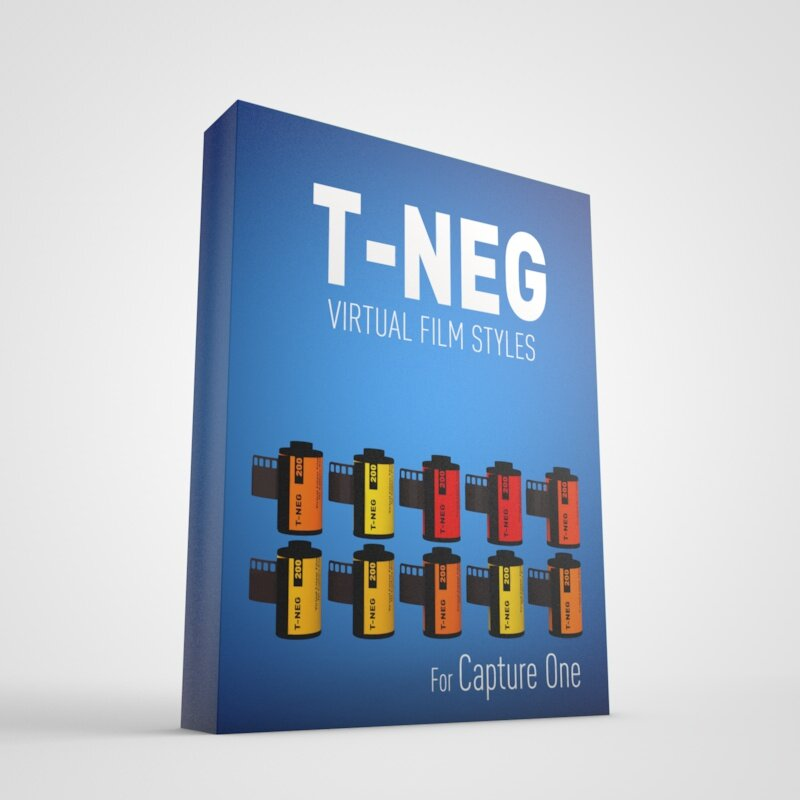 T-NEG for Capture One