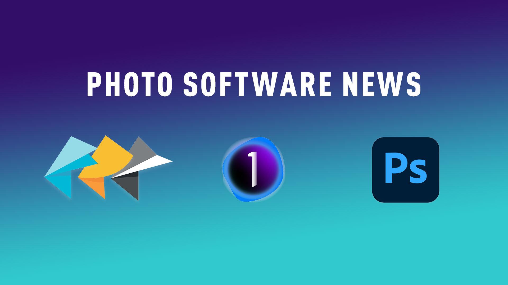 escocés Tomar represalias matiz  Photo software News: Nik Software Anniversary, Capture One News and  Photoshop M1 Beta — Thomas Fitzgerald Photography