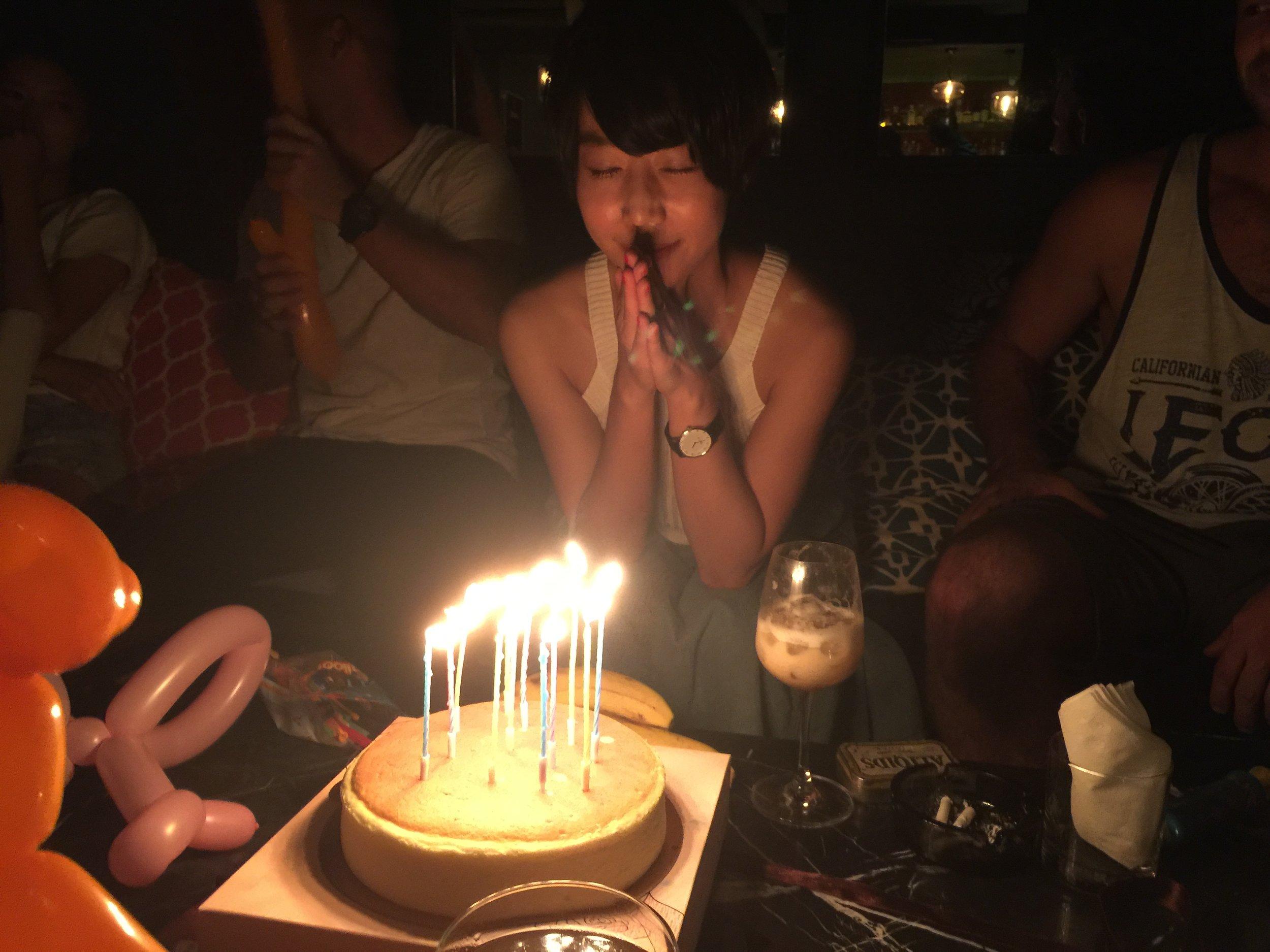 Happy Birthday, Tiffany!