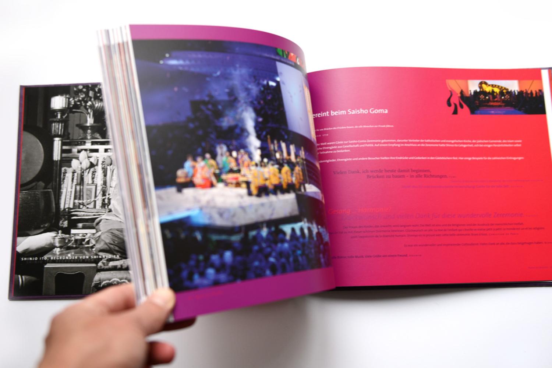 Fotobuch - zur Zeremonie.