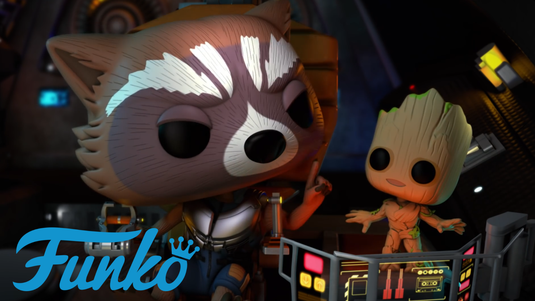 FUNKO 'POP!' RIGGING [A BIG EVIL CORPORATION] (2017)   Flex Animation provided stylised rigs for A Big Evil Corporation's 'Pop!' vinyl product teasers and shorts.   Read more...