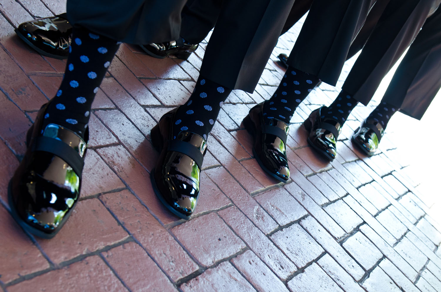 Groomsmen Matching Socks