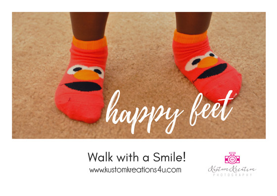 Happy Feet Happy Energy