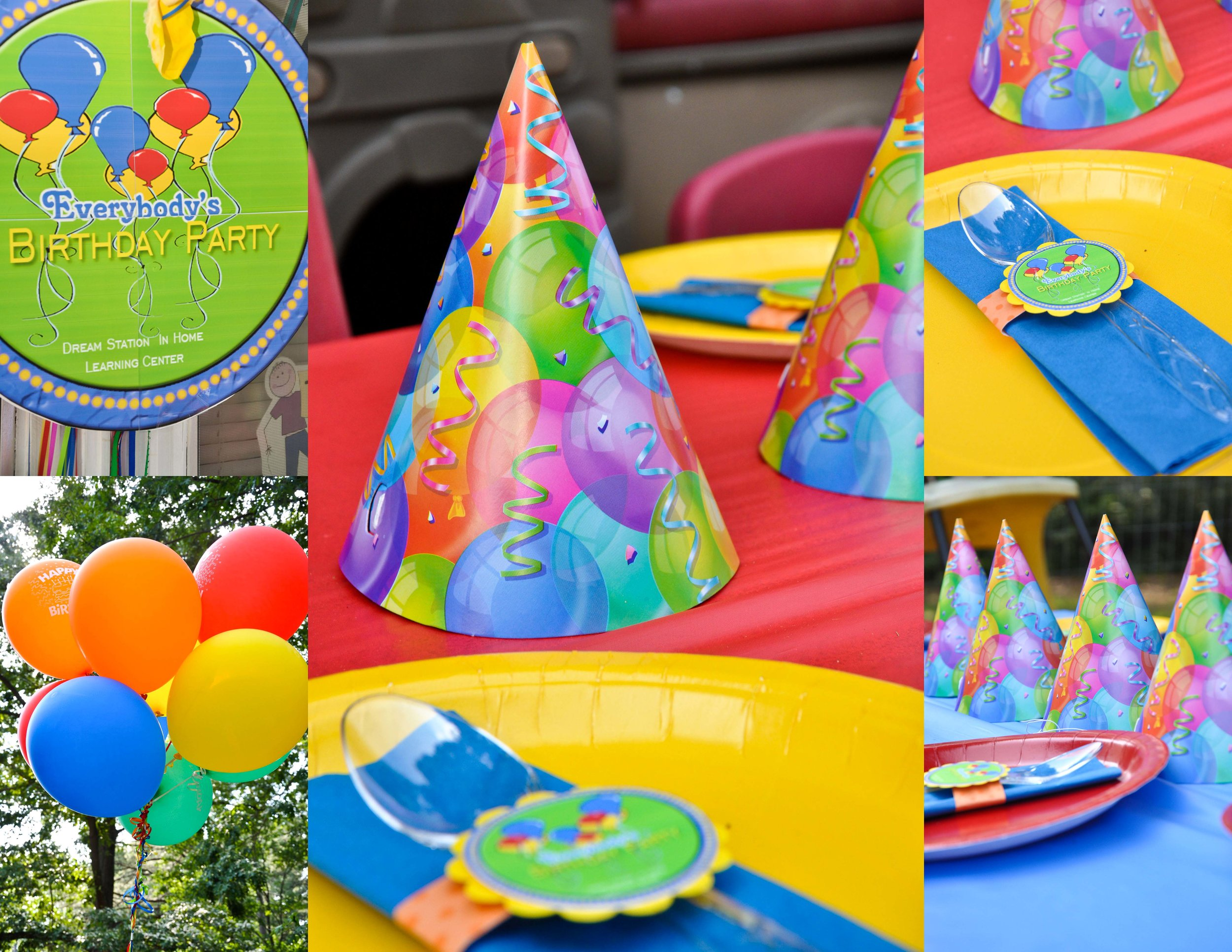 The Kustom Shop Custom party decorations