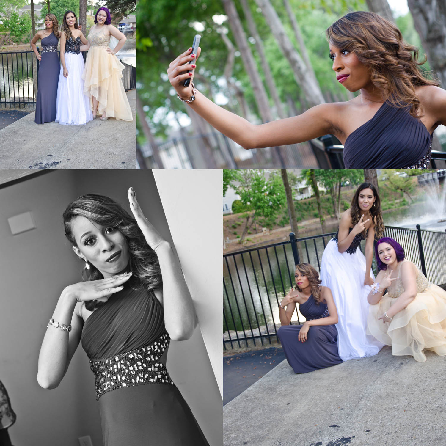 Lyric's Prom Pictures 2017