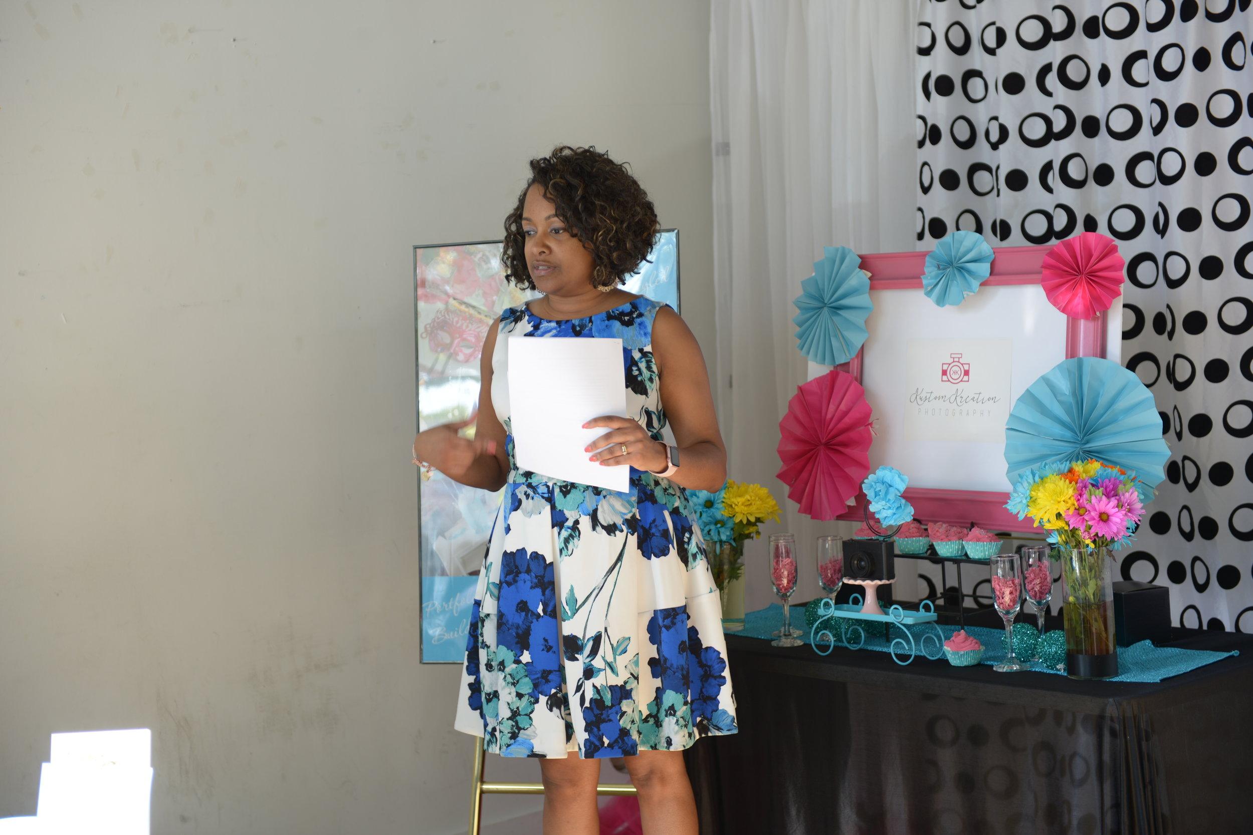 Kara Norman - Empower Her Inc.,