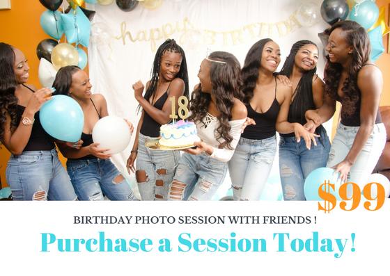 Birthday Session