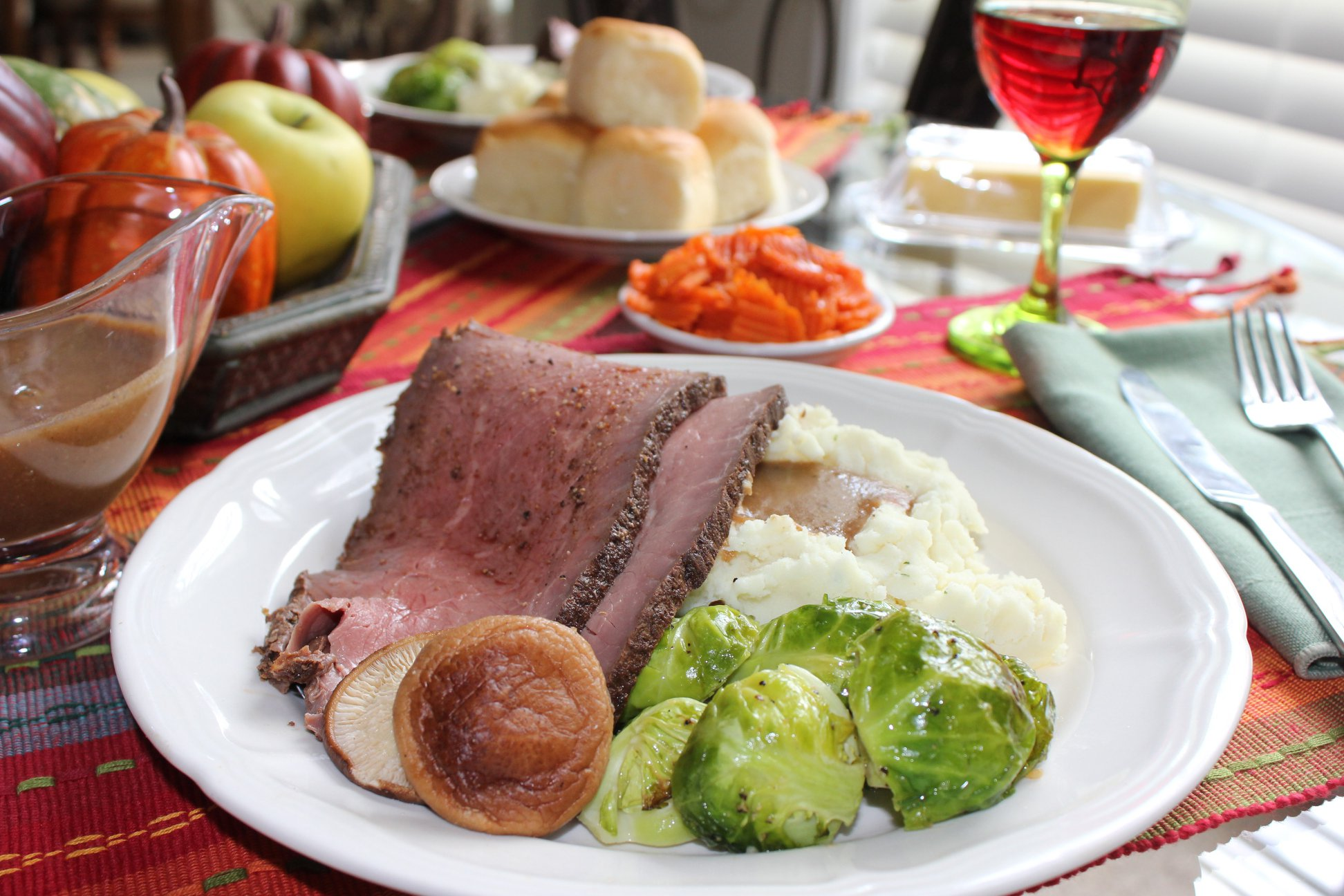 Roast Beef Recipe - All American