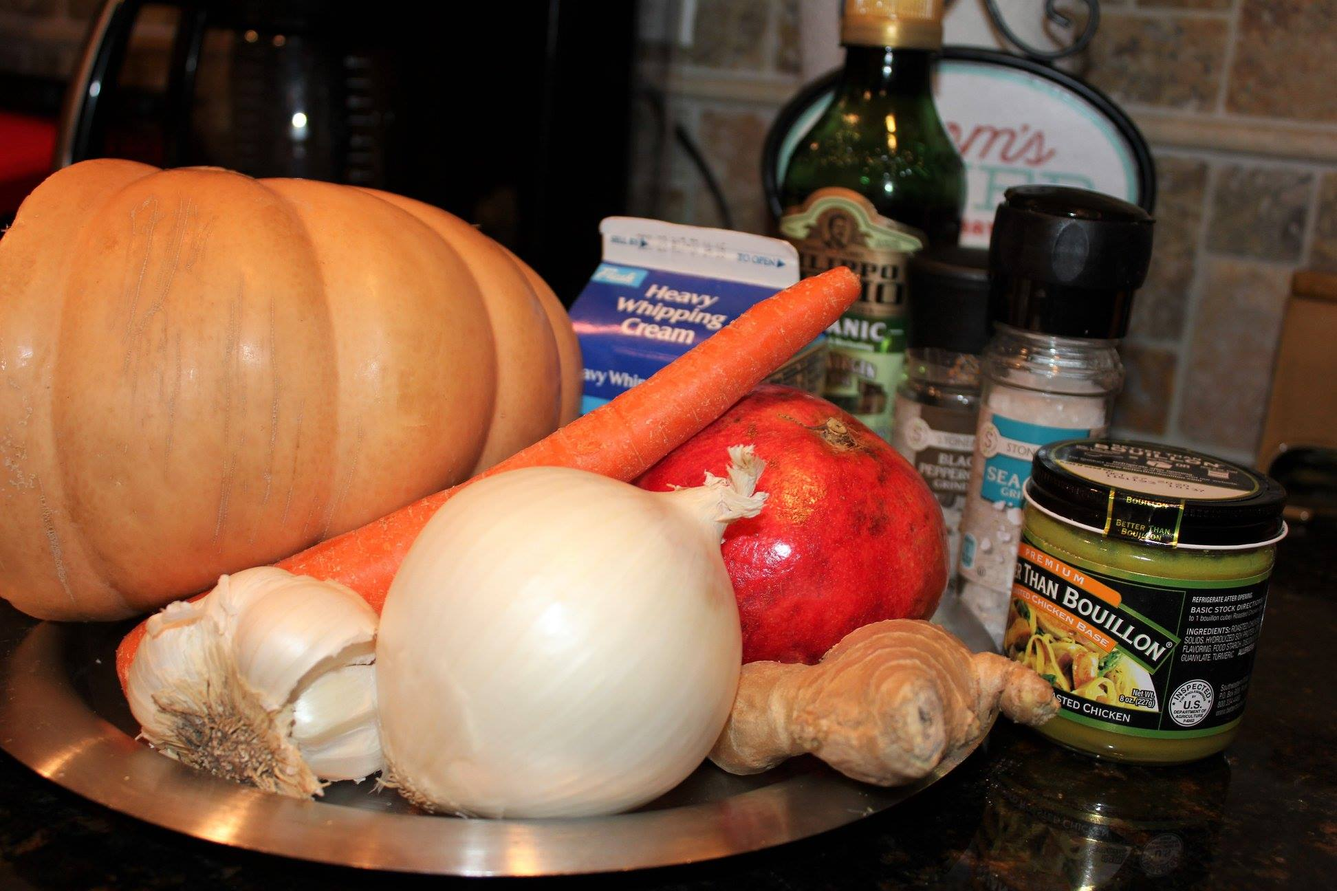 Smarty Marty Foodie Tuesday- Pumpkin Soup