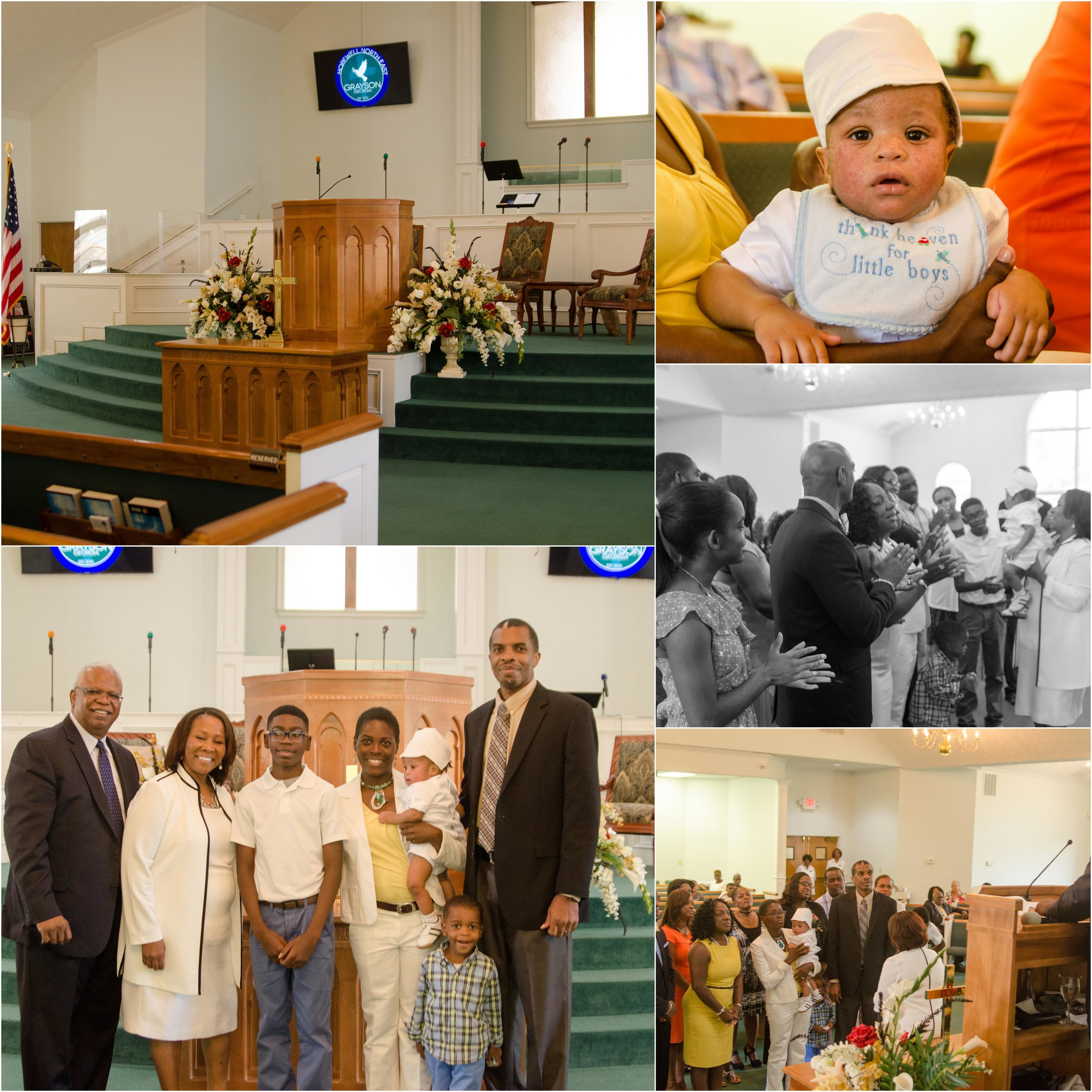 Jordan's Dedication Services- August 2018