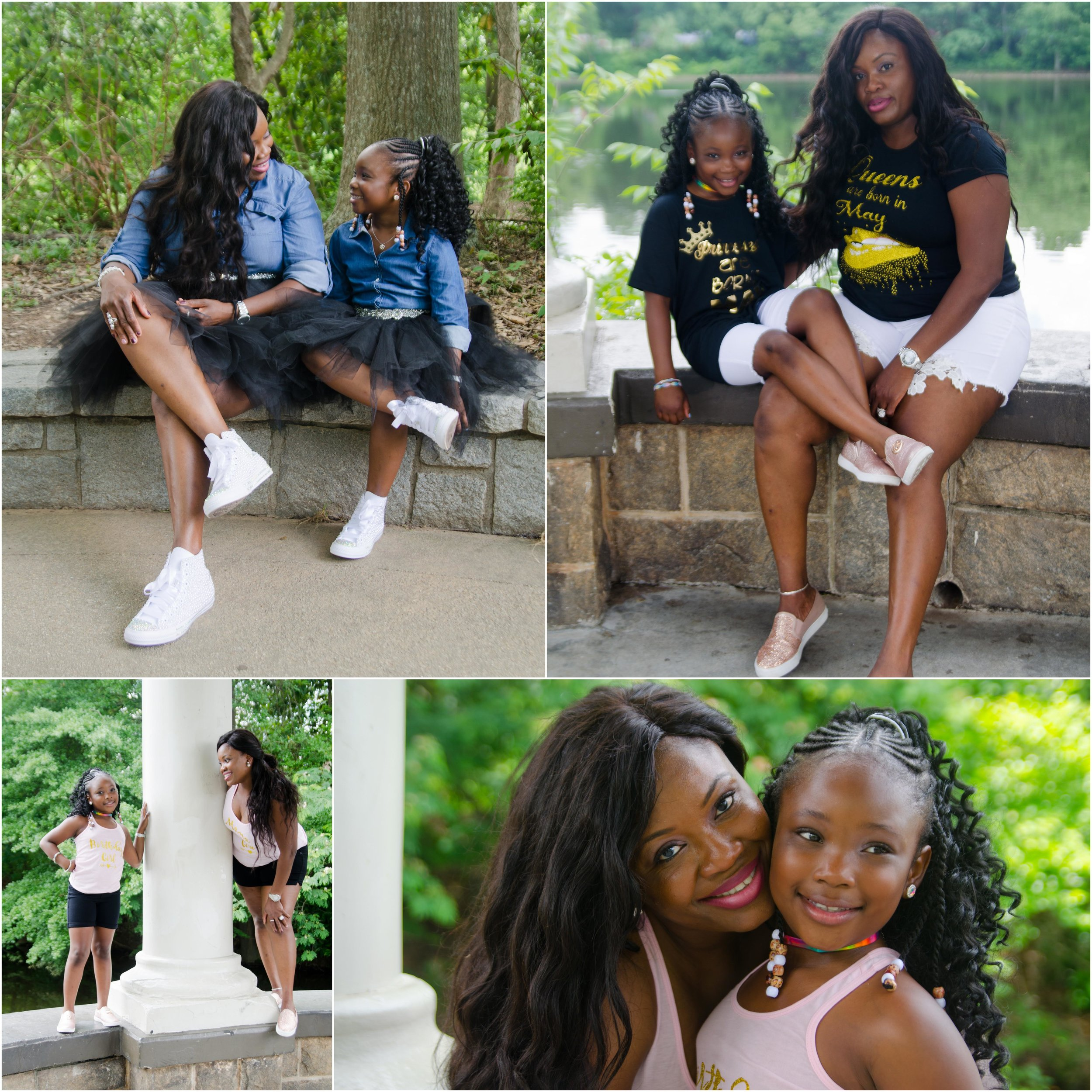 Maddy & Me Birthday Photo Session - May 2018