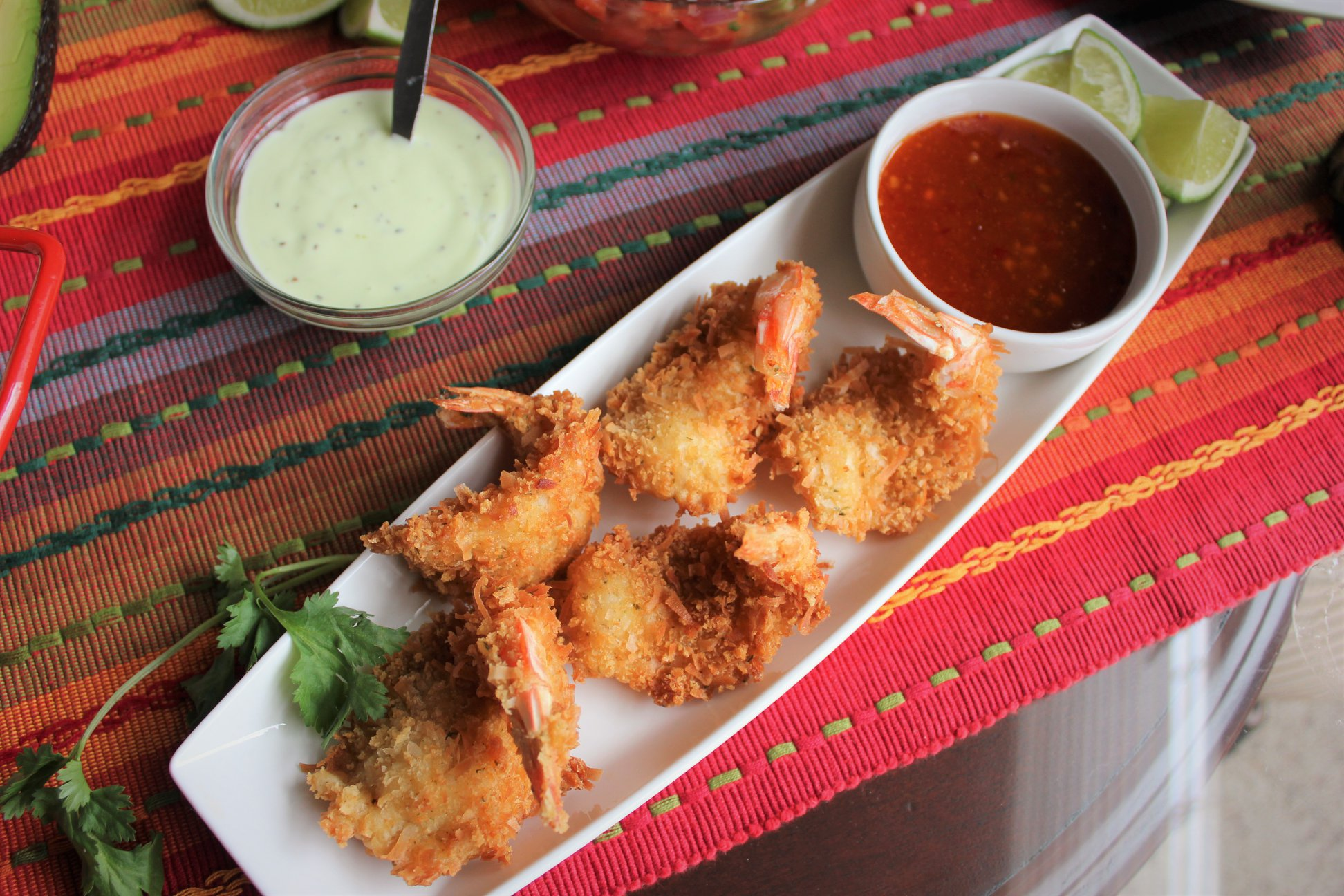 coconut shrimp.Foodie Tuesday with Smarty Marty .jpg