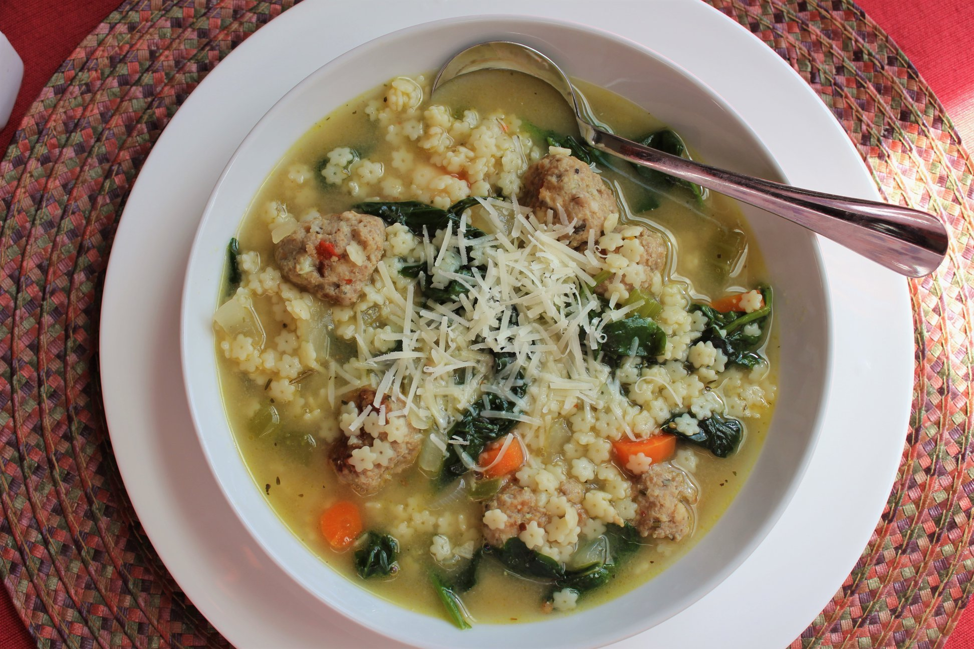 Foodie Tuesday with Smarty marty - Italian Wedding Soup.jpg