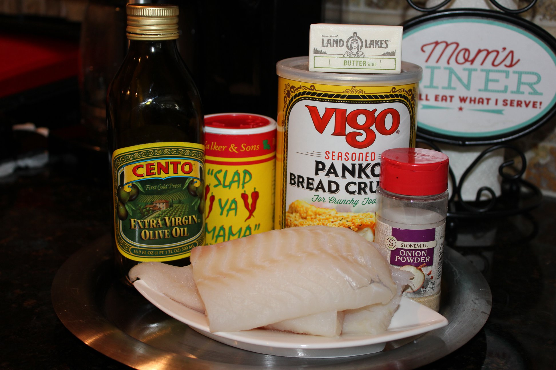 Foodie Tuesday with Smarty Marty- Baked Cod