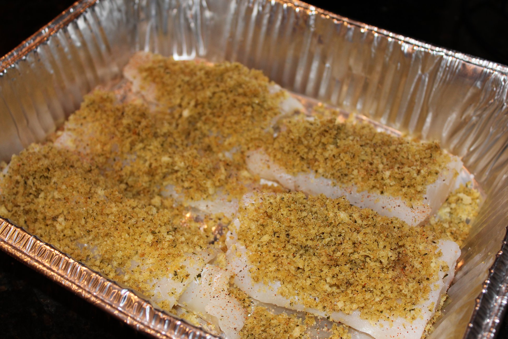 Foodie Tuesday with Smarty Marty- Baked Cod .jpg