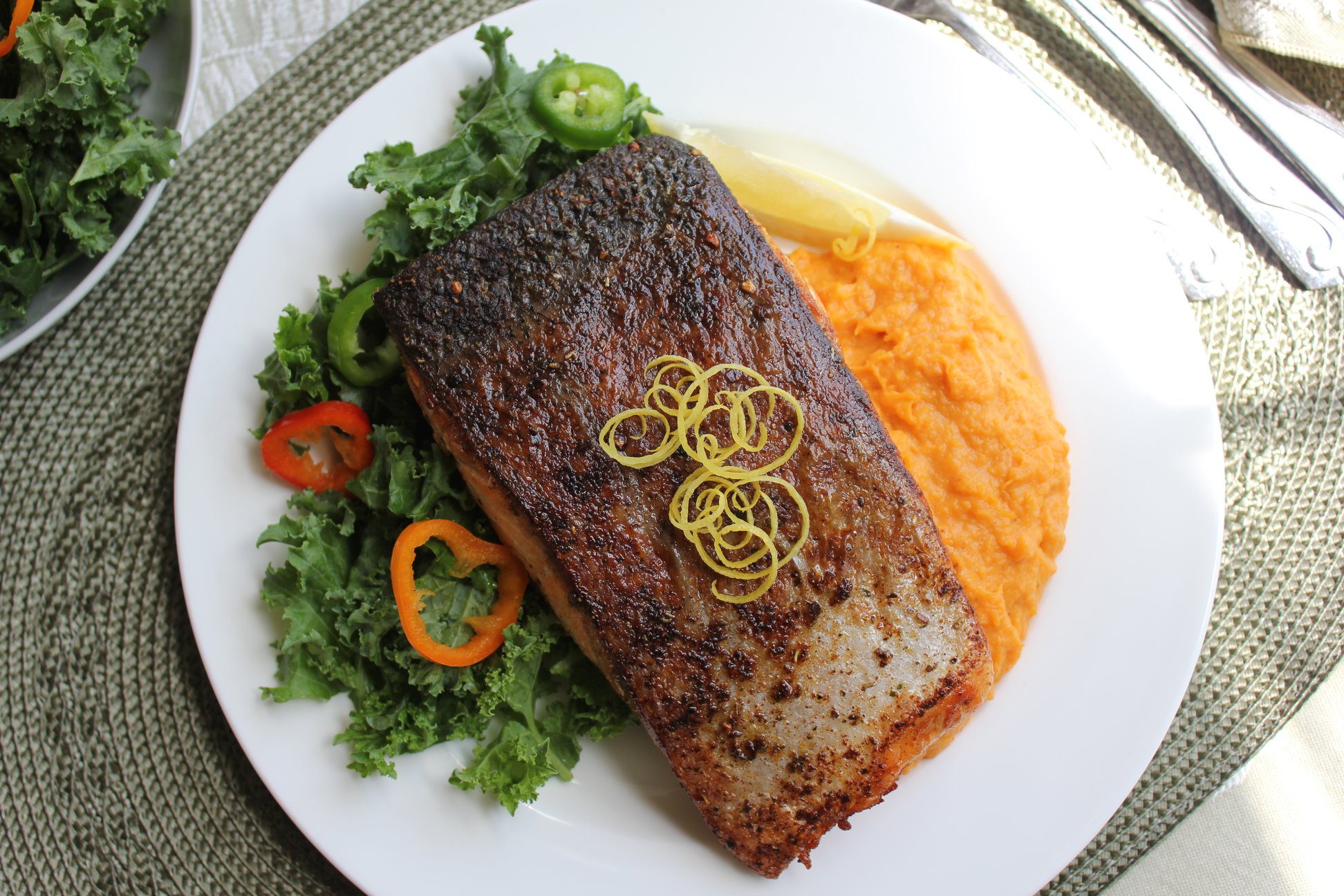 Smarty Mary Foodie Tuesday- Crispy Salmon Smashed Potatoes .jpg