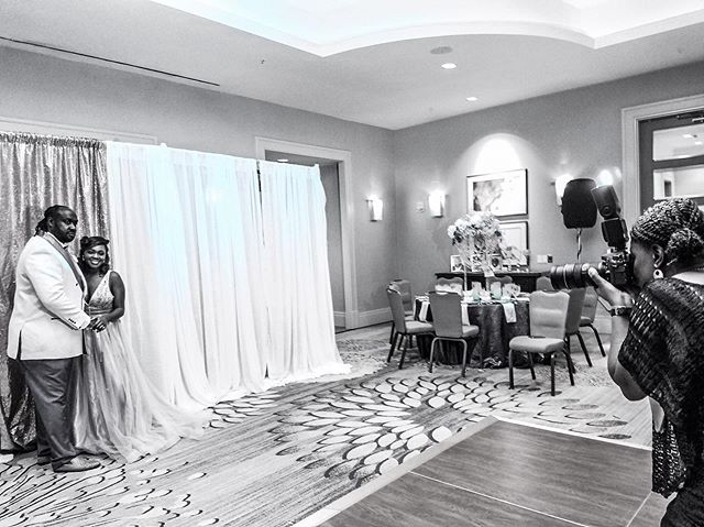 Caught In Action! Saturday's Wedding Behind the scenes! 📷: @kristaseventkoncepts  #photos #onlocation #celebration  #family #capturedmoments #goodlooks #photography #photoshoot #lifestyle #cute #photooftheday #pic #captured #weddings #eventprofs #lifestylephotographer #exposure #socialeventphotographer #pic #portraitphotographer #noun #funclicks #atlantaphotographer #pic #ilovecamera #photos #kustomkreations#kustomkreationphotograhy #gokustom