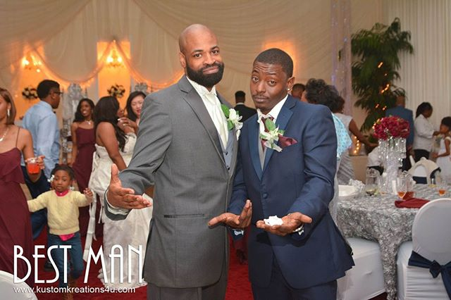 Captured: Best Man!  When you caught the garter and you are now uncertain about the future.... 😉 #weddingwednesday ⠀ .⠀ ,⠀ ,⠀ ⠀ ⠀ #groom #bestman #weddingphotography #wedding #love #weddingpictures #weddingfashions #happilyeverafter #letsdance #weddingfashion #atlantaphotographer #atlantaweddingphotographer #pic #photo #exposure #captured #lifestylephotographer #exposure #socialeventphotographer #love #portraitphotographer #noun #funclicks #photootheday #worldwide #kustomkreations#kustomkreationphotography #gokustom⠀⠀⠀⠀ So you wanna be in pictures... ⠀⠀⠀⠀⠀⠀⠀⠀⠀ Contact us today: kustomphotos4u@gmail.com or 770.272.2420