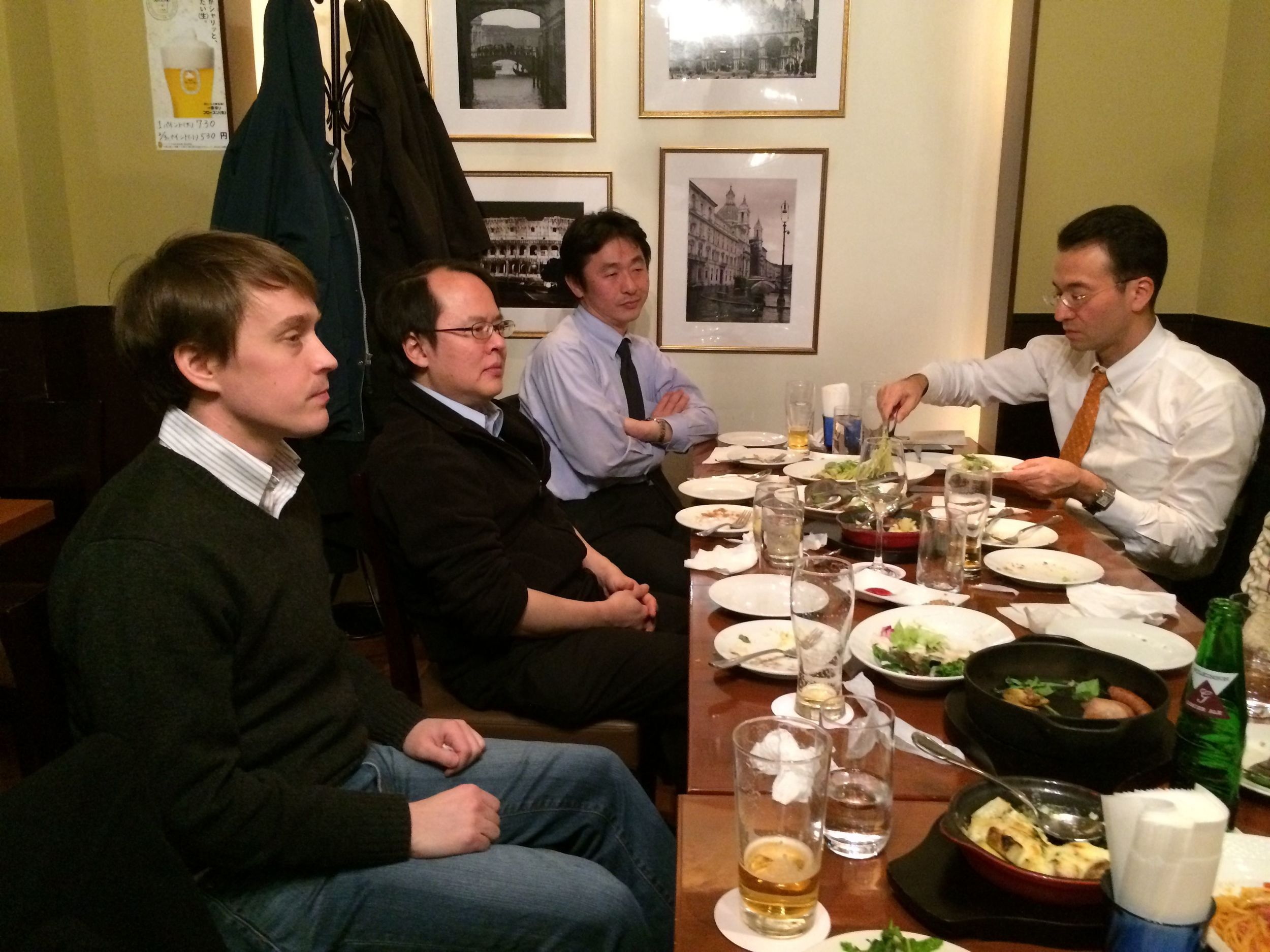 The Princeton Club of Japan took part in Global NetNight for the first time this year.