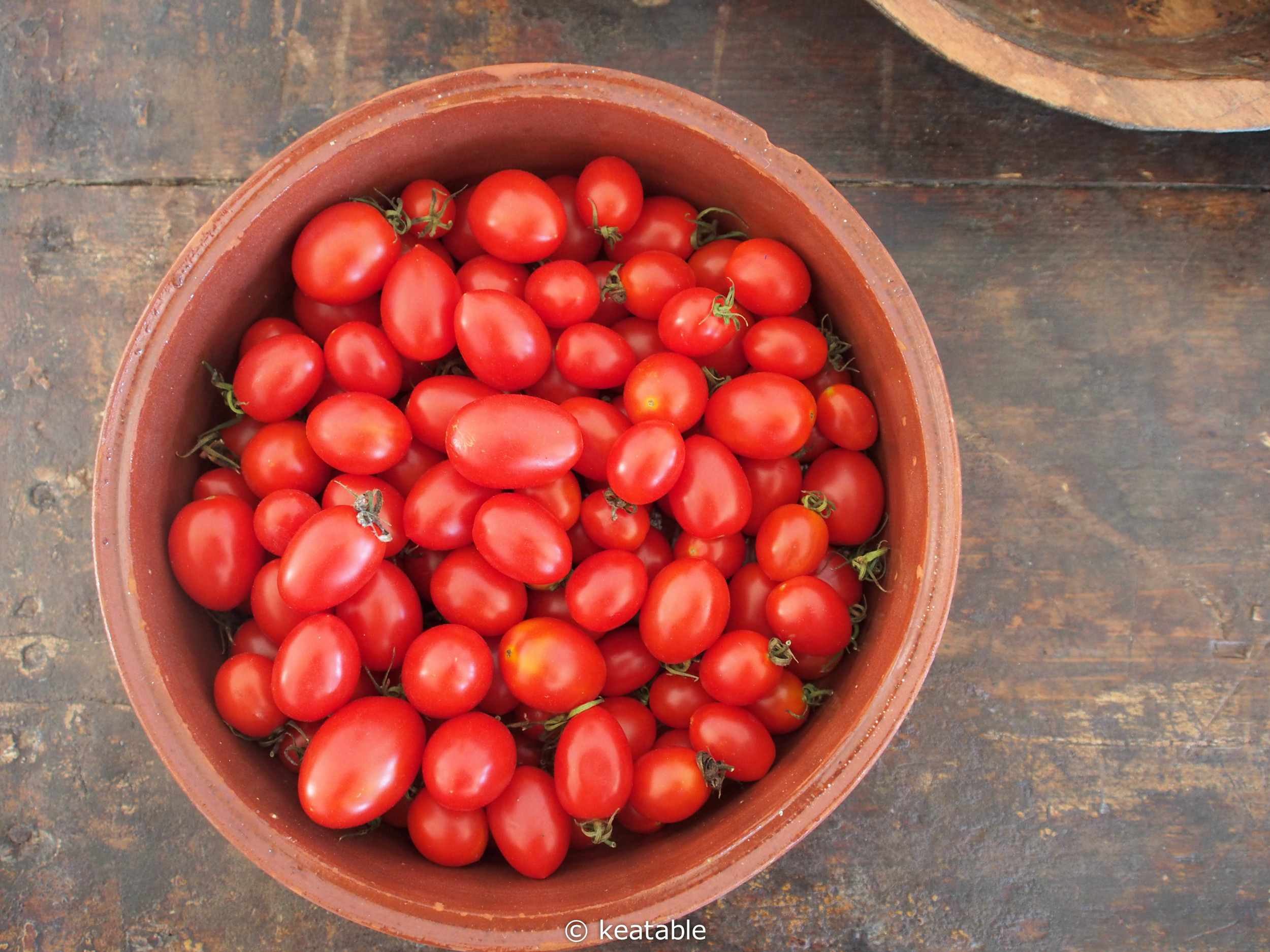 Little tomatoes in big bowl.jpg
