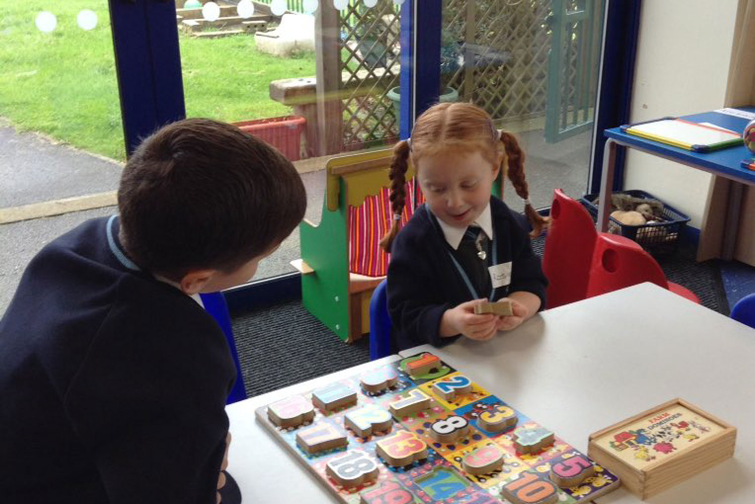 St.-Mary's-Horsforth-on-Twitter_-'St-Mary's-reception-new-children-playing-with-Year-6-buddies.-http-1.jpg