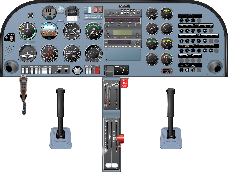 C1 Diamond Full Cockpit
