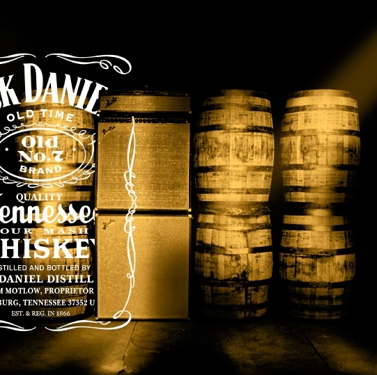 Jack Daniel's Global Music Event Promo Shot
