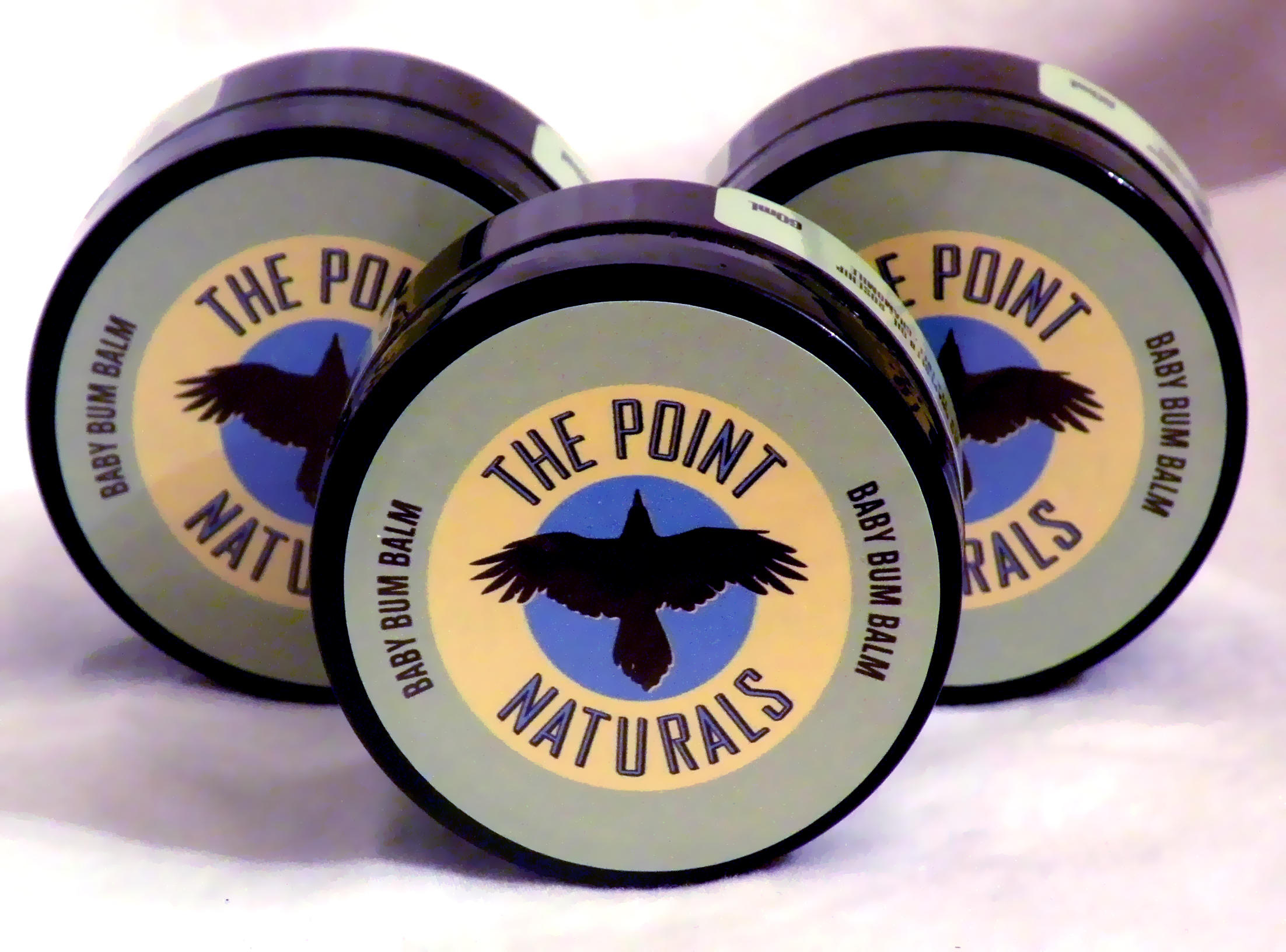 The Point Naturals Product Label