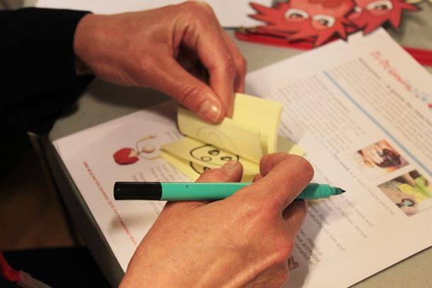 Making a 2D flipbook