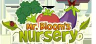 Mr Blooms Nursery games