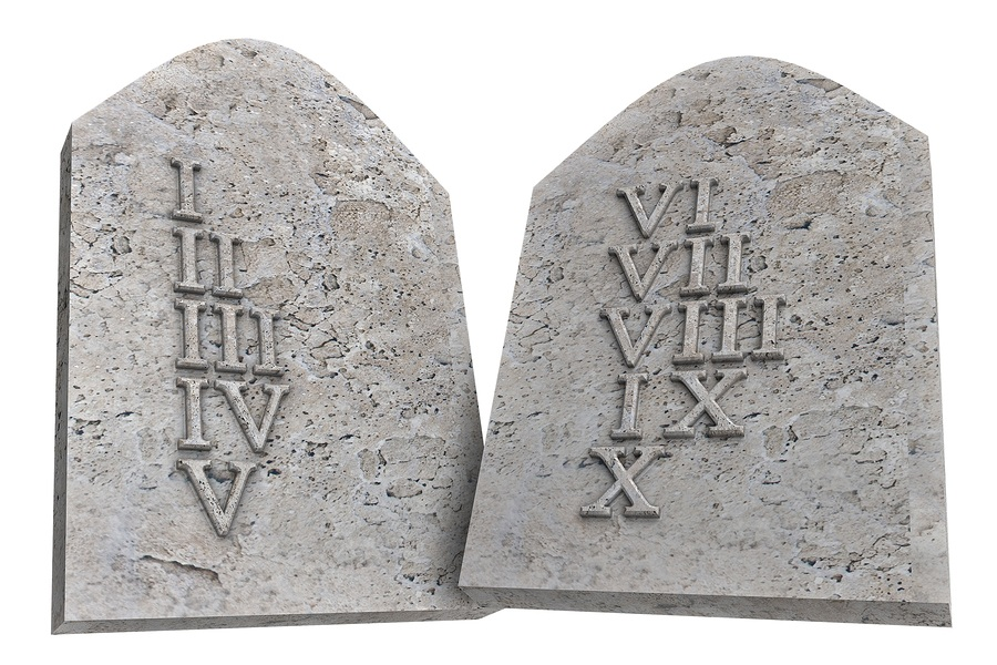 The 10 MMI Commandments