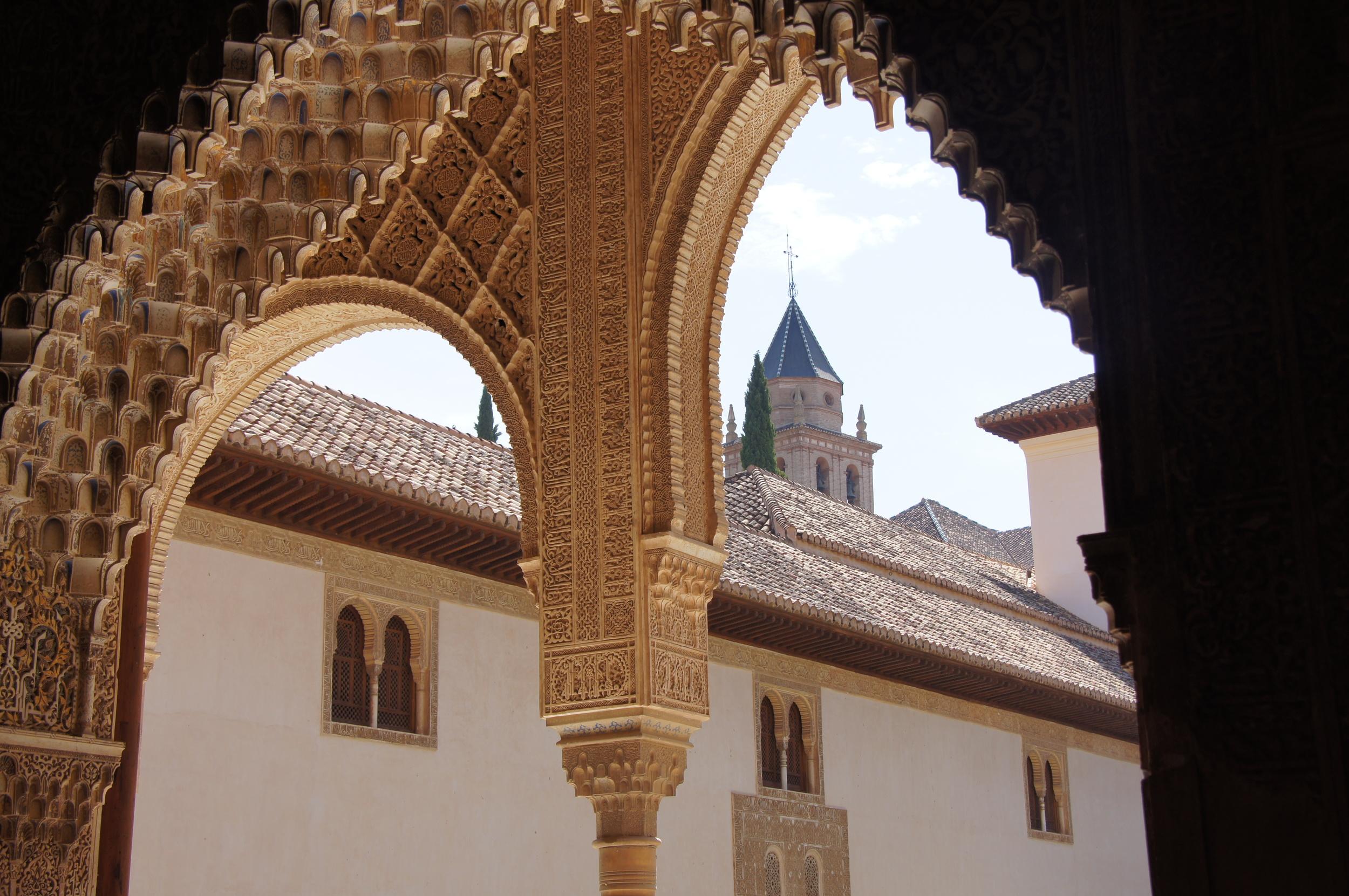 Trip to Granada, Spain - Alhambra