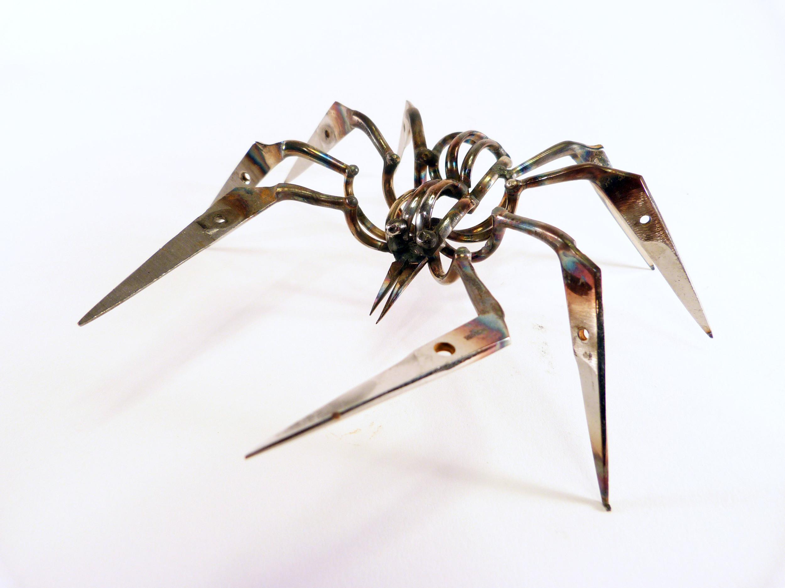 TSA Scissor Spiders